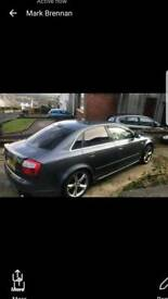 Audi a4 sport sline kitted