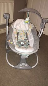Baby swing £50