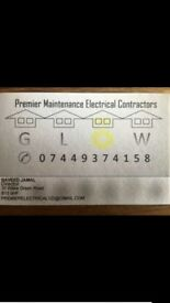 All electricals can be done