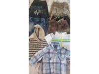Baby boy 6-9 months bundle of clothes from next.