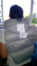 A Conair 3-in-1 neck and back massager, in excellent condition