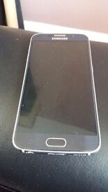 Samsung Galaxy S6 mobile phone.