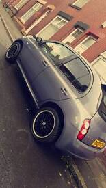Nissan Micra. Metalic Grey. Only done 36,000.