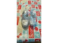 Girls jellie shoes