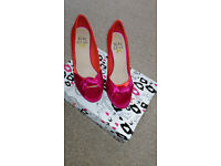 Miss Kurt Geiger Size 3 Shoes. Brand New With Box.