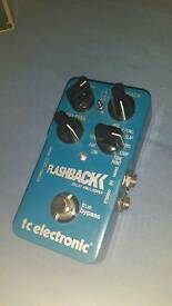 Flashback delay and looper - tc electronic