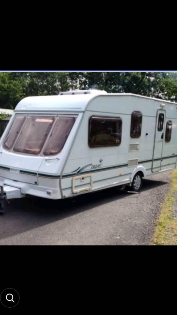 Swift Islay 2002 5 berth caravan with extras