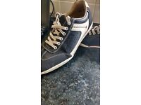 Men's rieker's shoes size 9 trainer's