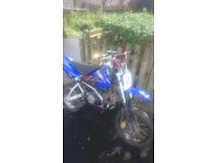Honda 125cc pit bike,fast