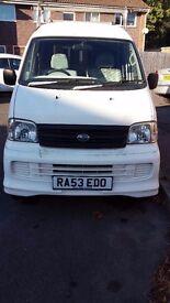 Daihatsu Extol - spares or repair.