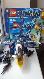 Job Lots - Lego Chima