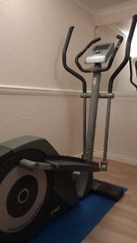"Elliptical cross trainer Tunturi C40 19"" wheel"