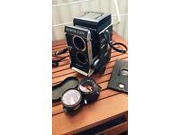Mamiya C330 Medium Format TLR Film Camera