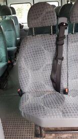 Ford Transit 2014 mini bus NO VAT
