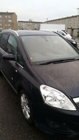 Quick sale*** 2008 Vauxhall Zafira clean family car