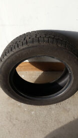 Kumho I'zen RV Winter tyre 225/60/r18 9mm tread