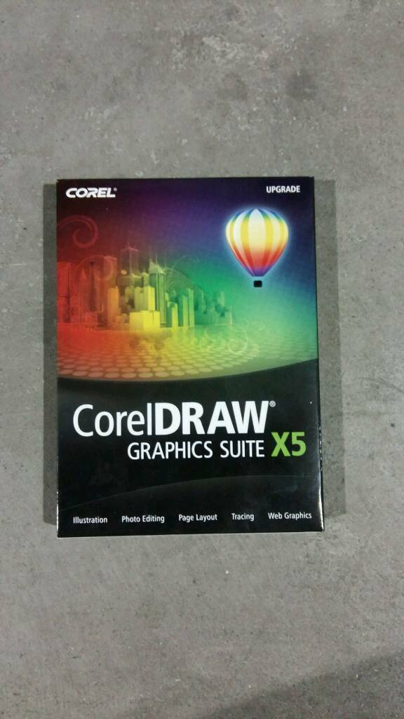 Coreldraw Graphics Suit X5 Upgrade In Kingswood Bristol Gumtree