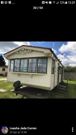 Willerby the granada 32 by 12 2 bed 6 birth