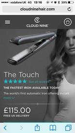 Could 9 touch straighteners new