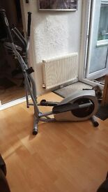 Cross trainer for sale £40 call 07526751535