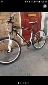 Spevialized mountain bike