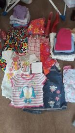 Girls clothes 12-24 months 21 items