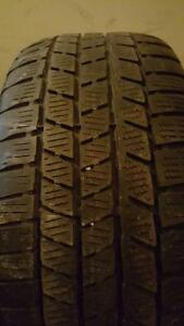 2 PNEU HIVER - CONTINENTAL 225.45.17 - 2 WINTER TIRE