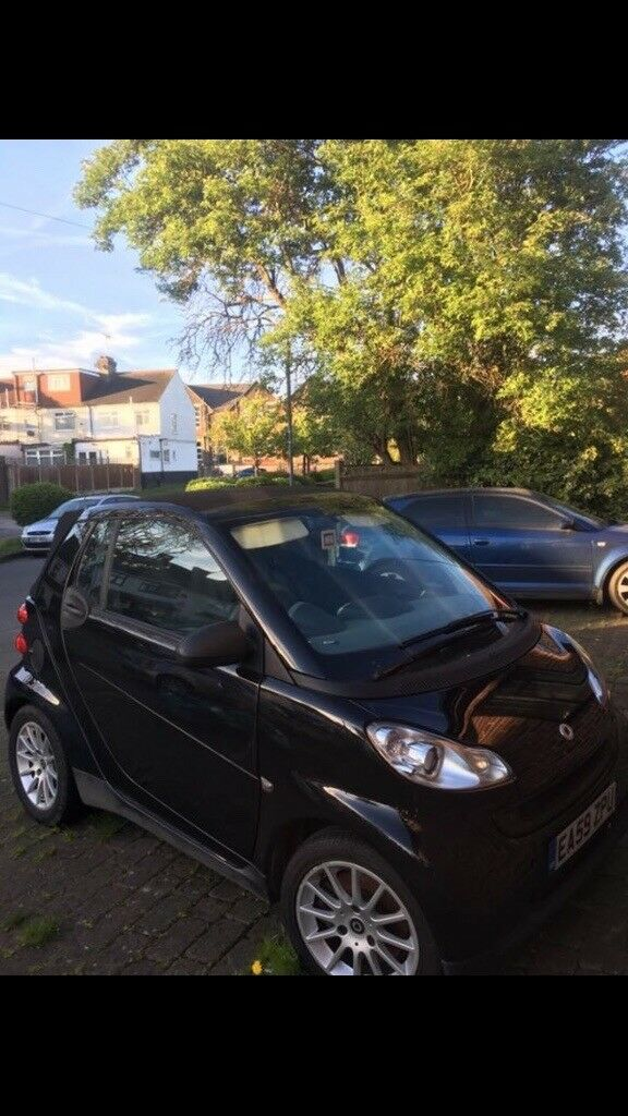 Smart Car Fortwo Convertible MHD 451