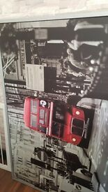 London bus picture