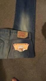 501 Levi jeans £25