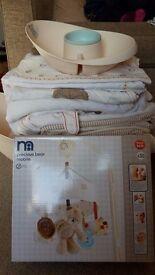 Mothercare Precious Bear bundle - 17 items