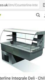 Refrigeration display cabinet