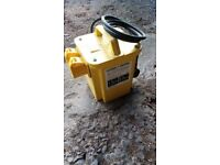 110v transformer. Excellent condition, barely used.