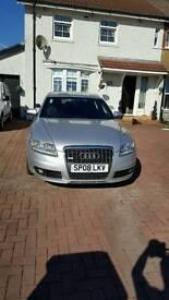 Audi a6 3.0ltr sline le manns