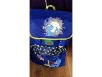 School Boys Bag Backpack new with tag