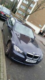 2005 BMW 320 i AUTOMATIC BLUE 4 DOOR MOT LOW MILEAGE