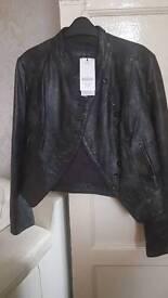 BRAND NEW LADIES Next leather jacket