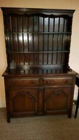 Fantastic dresser. One owner since new in 1945. £90. I can deliver this