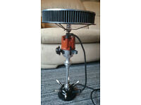 steampunk/retro opel monza 3ltr distributor lamp
