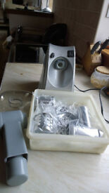 Multi purpose food grinder/ grater/shredder