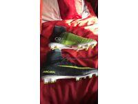 Nike Mercurial Superfly V Ronaldo FG size 9