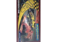 Scalextric set F1