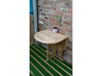 ECO Buffet Table, BRAND NEW, folds easily from a 3-seater to a 6-seater!
