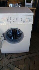 Washing machine Bosch 1200 spin good condition