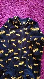 Ladies Batman onsie
