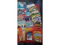 Big bundle of Kids reading books