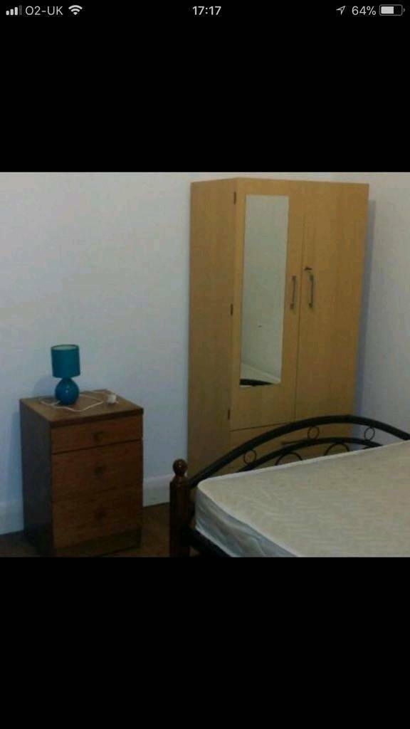 A double bed room for couple.