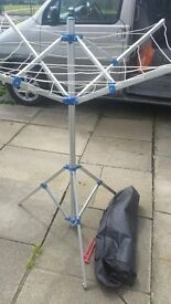 4 Arm Camping Airer good in condition