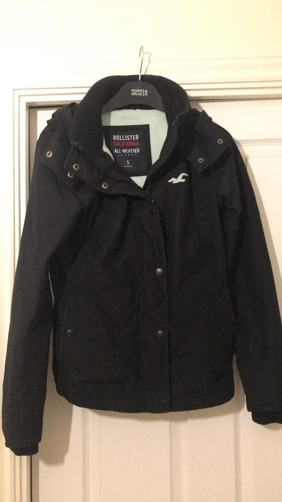 Hollister womens All-Weather Jacket - Small