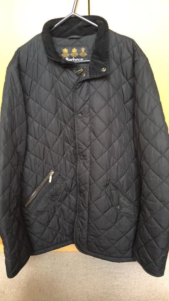 barbour mens jacket sizes